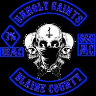 The Unholy Saints MC
