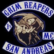 Opie Grim Reapers MC