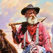 The Old Prospector