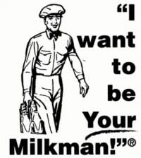 THE MILK MAN's Photo