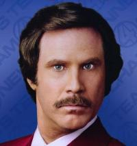 Ron Burgundy's Photo