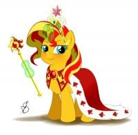 Sunset Shimmer's Photo