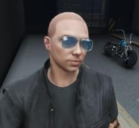 wtf GTA 5 online random cornrow looking tattoo under my head - last post by AndyC-M
